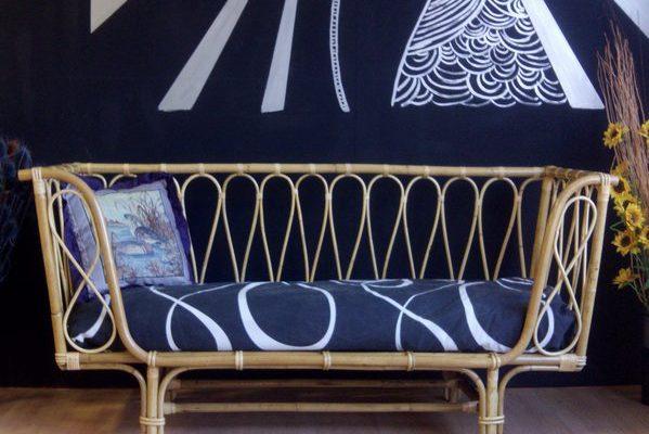 Muebles de caña y mimbre: Clásicos que siempre son tendencia